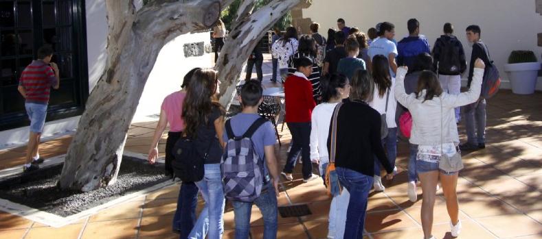 Módulos formativos para jóvenes desempleados certificados por la ULL