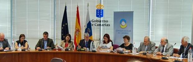 El Consejo Escolar de Canarias presenta a la comunidad educativa de Lanzarote el Pacto por la Educación