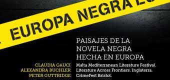 Nace el proyecto cultural Europa Negra: mezcla de paisajes, arquitectura y literatura criminal