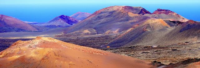 Geoparque Lanzarote y Archipiélago Chinijo recibe 280.000 de Fondos Interreg para dinamizar el geoturismo y el astroturismo