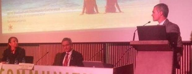 Lanzarote en el Foro Global de la Comunidad de Destinos Sostenibles
