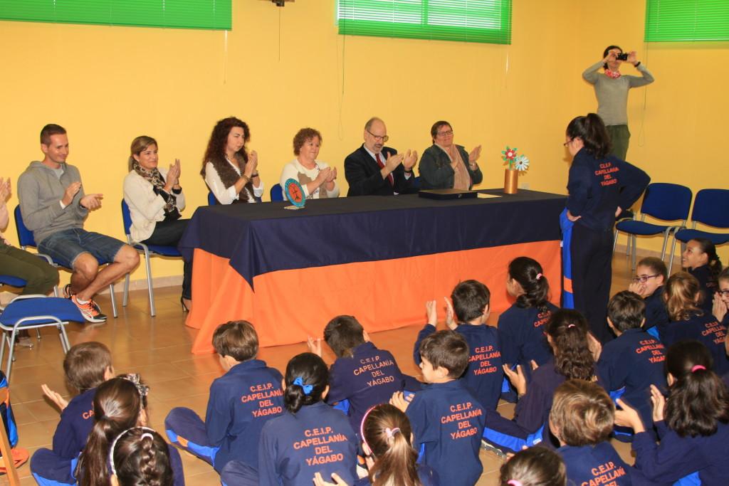 ceip capellania embajador save the clindren