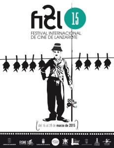 cartel festival cine lanzarote 2015