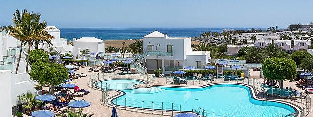 complejo turistico hotel turismo lanzarote puerto del carmen