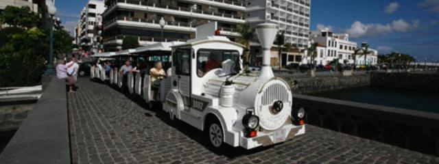 El Ayuntamiento de Arrecife saca a concurso la explotación de dos minitrenes turísticos