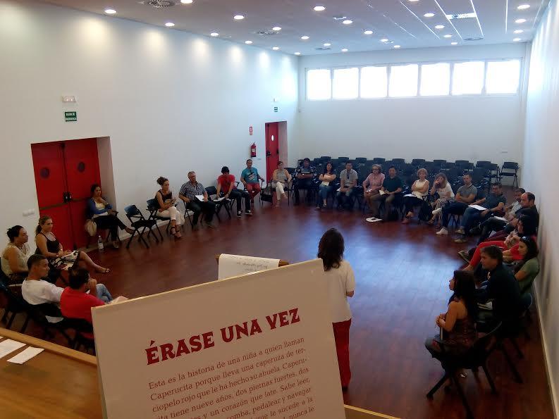 """El Cabildo da los primeros pasos para implantar en Lanzarote el proyecto """"Camino Escolar Seguro"""""""