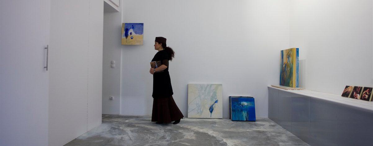 Rufina Santana, Showroom Madrid - Fotografía Carlos Schwartz