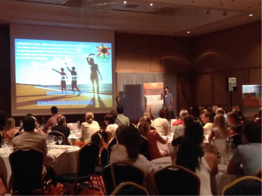 Turismo Lanzarote refuerza su estrategia de dinamización del mercado alemán