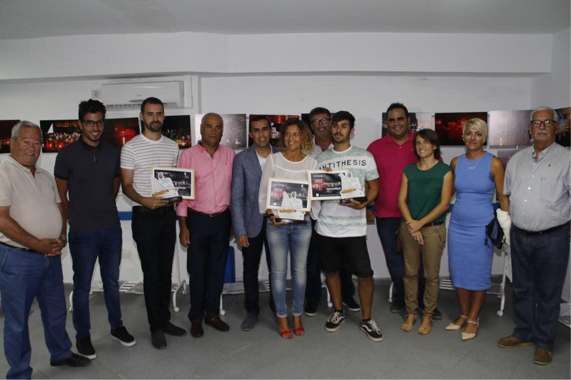 Arrecife entrega los premios del II Concurso Fotográfico Concierto en Vela