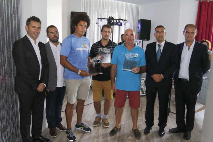 Los Amigos de Costa Teguise reconocieron la labor del restaurante El Navarro, la pastelería Damien y del Maratón Internacional de Lanzarote