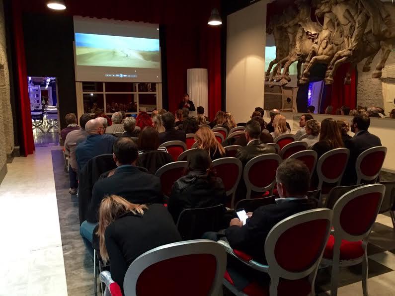 Canarias presenta en Italia la nueva ruta de Vueling entre Roma y Lanzarote impulsada por el Fondo de Desarrollo de Vuelos