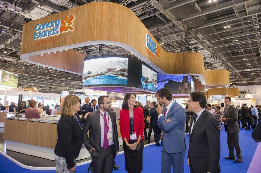 Lanzarote presenta su propuesta en la WTM 2015 con el objetivo de fortalecer su posicionamiento en el primer mercado turístico de la isla
