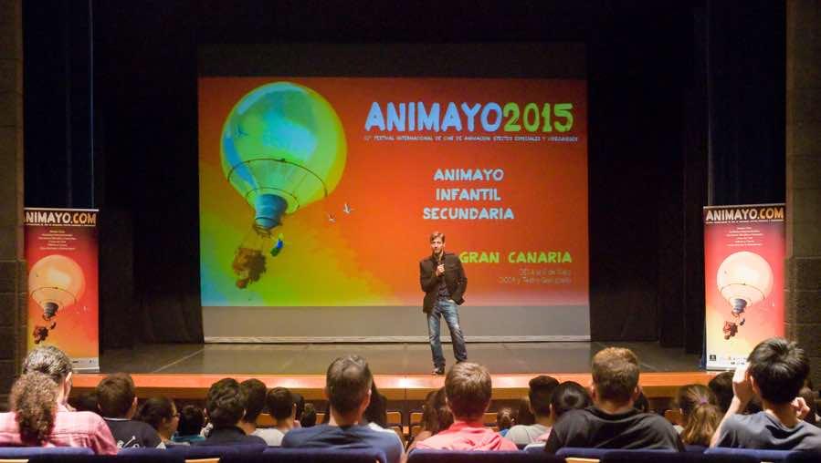 Entrevista a Damián Perea Lezcano, Director y Productor de ANIMAYO