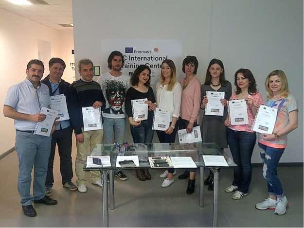 El CEIP Yaiza desarrolla un proyecto financiado por la UE dentro del programa Erasmus +