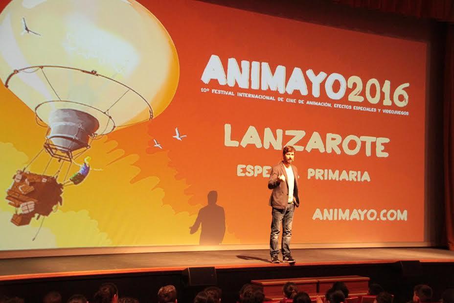 Animayo lanza las Becas al Talento de Lanzarote para la edición 2016
