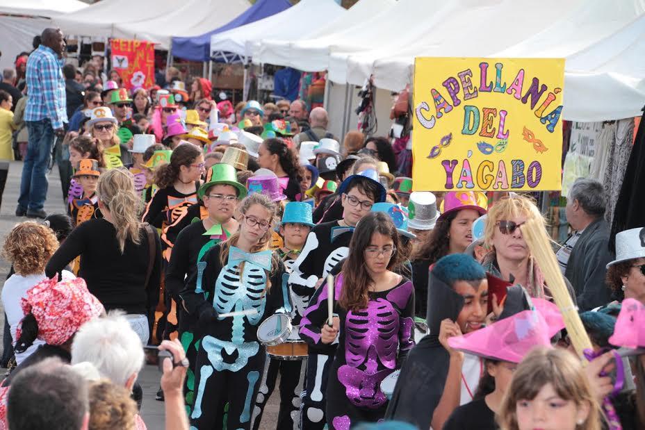 carnaval estudiantes arrecife