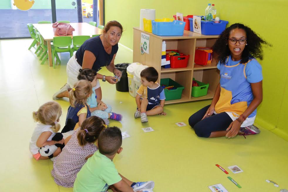El Ayuntamiento de Arrecife abre la convocatoria para la Escuela Infantil Municipal correspondiente al curso 2016/2017