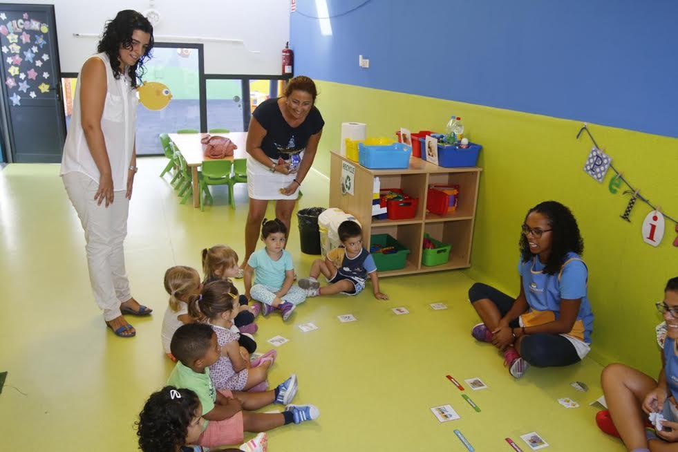 El Ayuntamiento de Arrecife abre la convocatoria para la Escuela Infantil Municipal correspondiente al curso 2016:2017