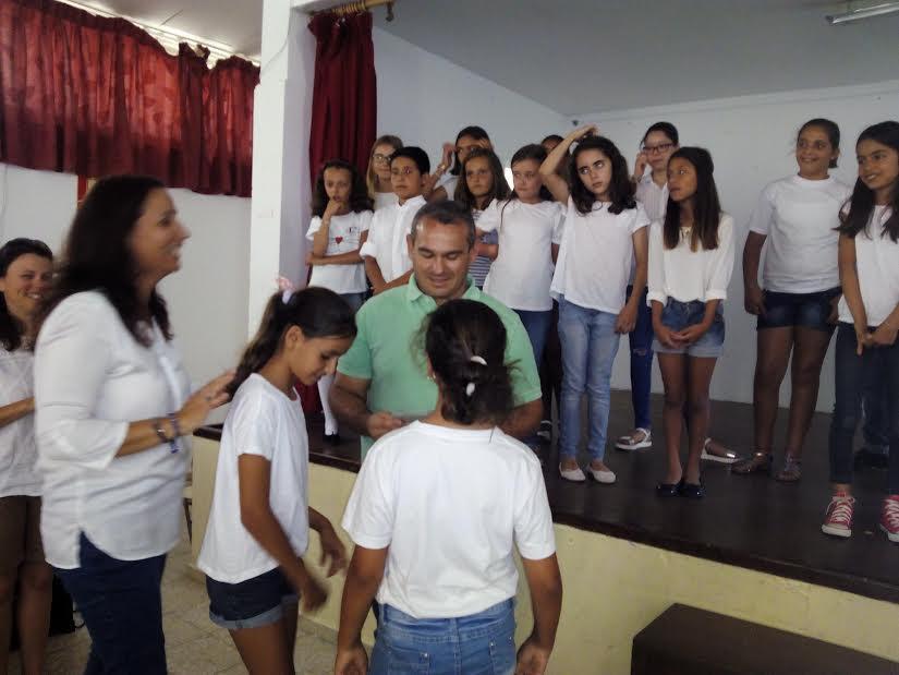 """El Ayuntamiento de Arrecife felicita al alumnado del CEIP Antonio Zerolo por su proyecto """"Municipios de mi isla"""" 1"""