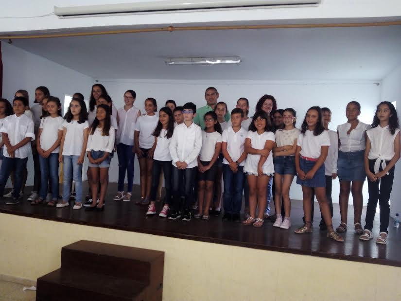 """El Ayuntamiento de Arrecife felicita al alumnado del CEIP Antonio Zerolo por su proyecto """"Municipios de mi isla"""""""