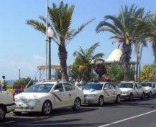 El Cabildo abre la convocatoria de ayudas directas al sector del taxi dotadas con 260.000 euros