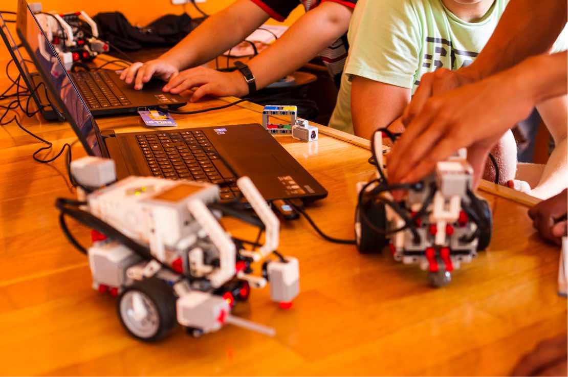 150 alumnos de nueve IES de Lanzarote han participado en el Taller Robótica del Cabildo