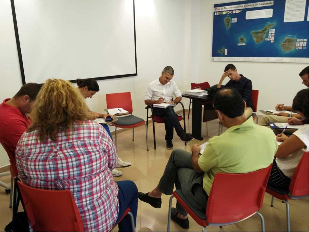 """El sector turístico insular integrado en el SICTED considera que """"Lanzarote es un destino de calidad diferenciado"""""""
