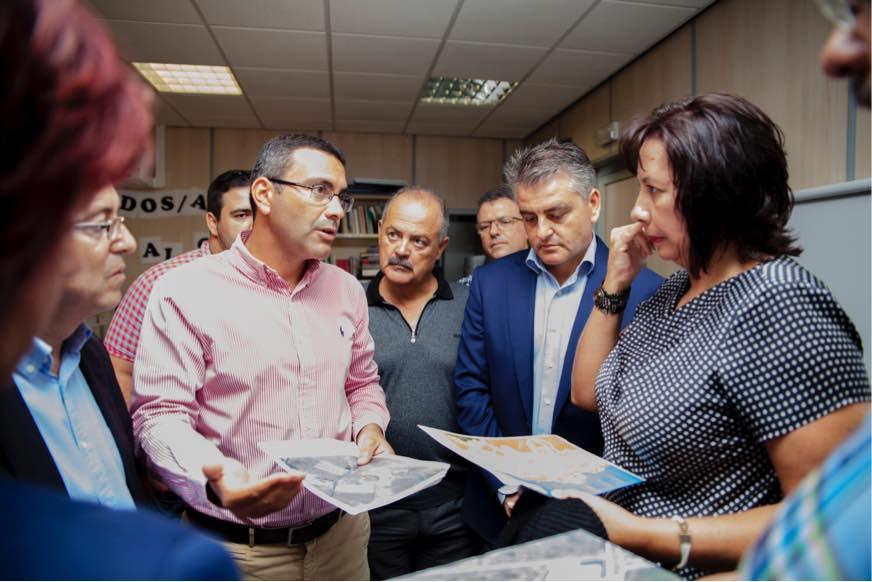 Teguise cederá una parcela de 11.000 metros cuadrados al Gobierno de Canarias para la construcción de un nuevo colegio en Costa Teguise