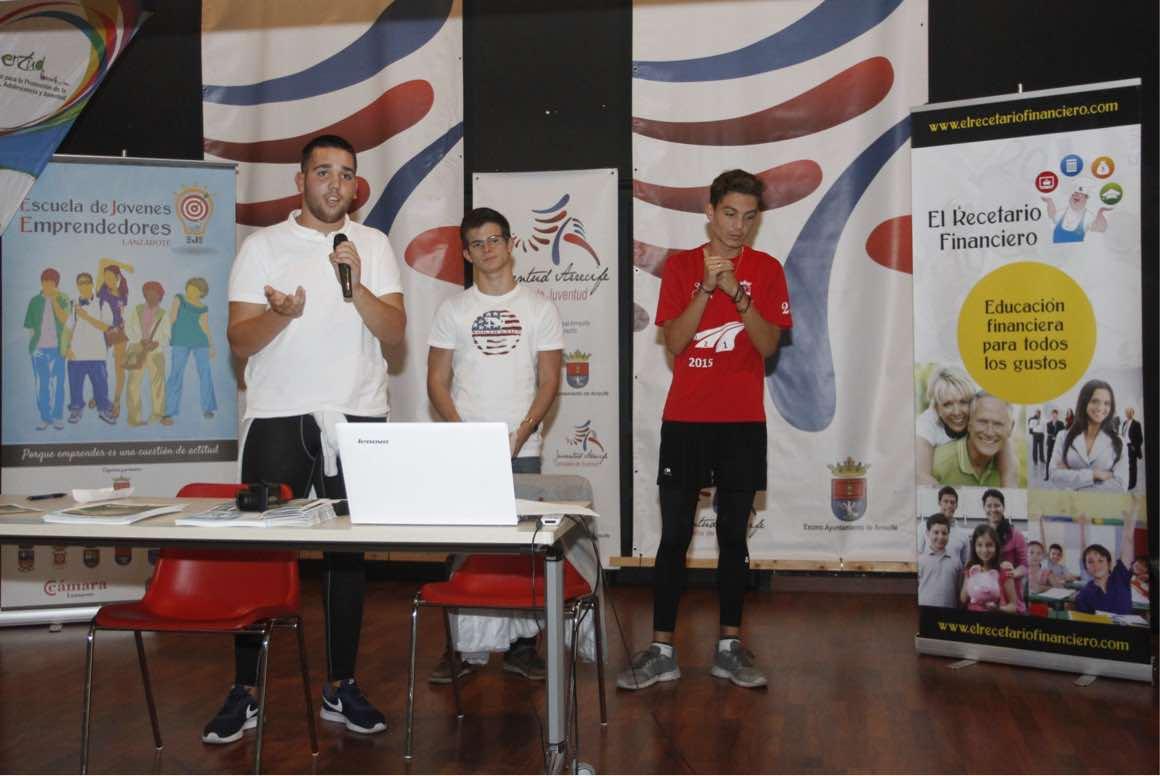 La Escuela de Jóvenes Emprendedores de Lanzarote formará a una nueva promoción de 35 alumnos