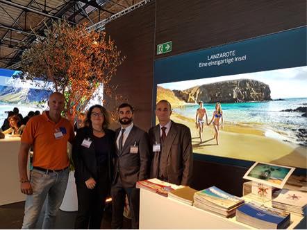 Turismo Lanzarote dobla en noviembre su acción promocional en Alemania para reforzar el destino en el competitivo mercado germano