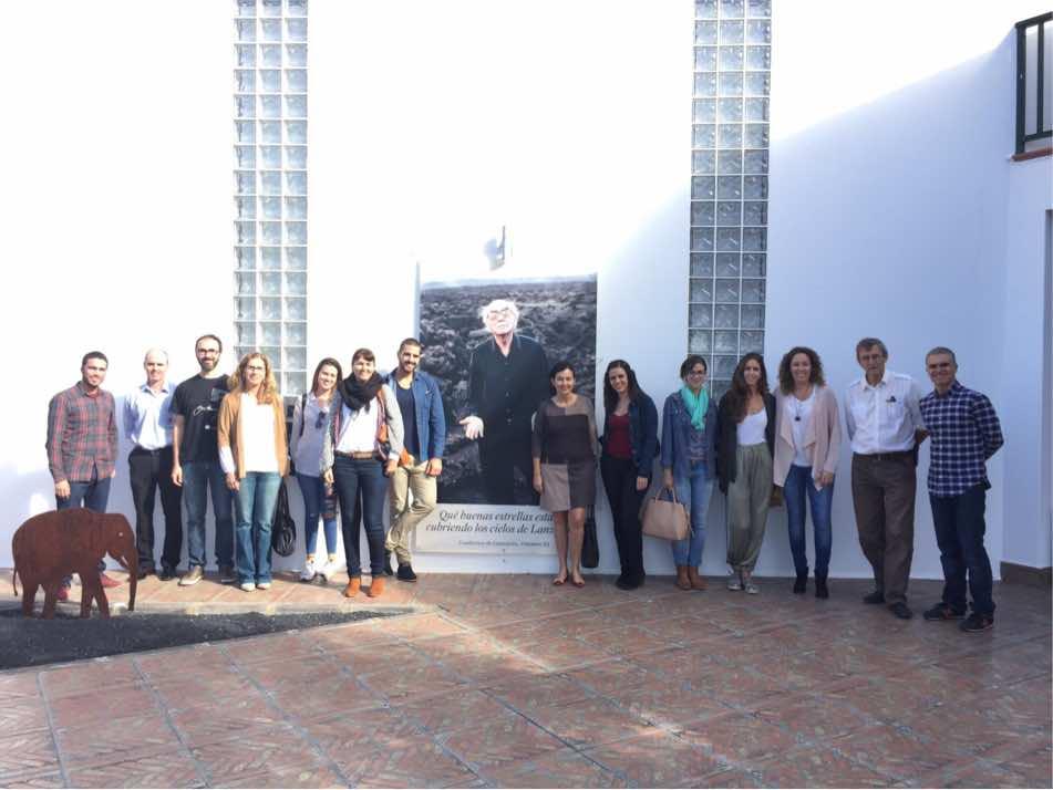 Los equipos de marketing de los Centros y la SPEL colaboran con A Casa para mejorar su visibilidad