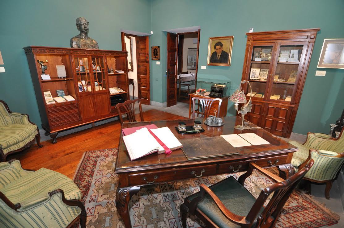 Las audiciones con la voz y los poemas de Pino Ojeda y Pino Betancor envuelven este fin de semana la Casa-Museo Tomás Morales