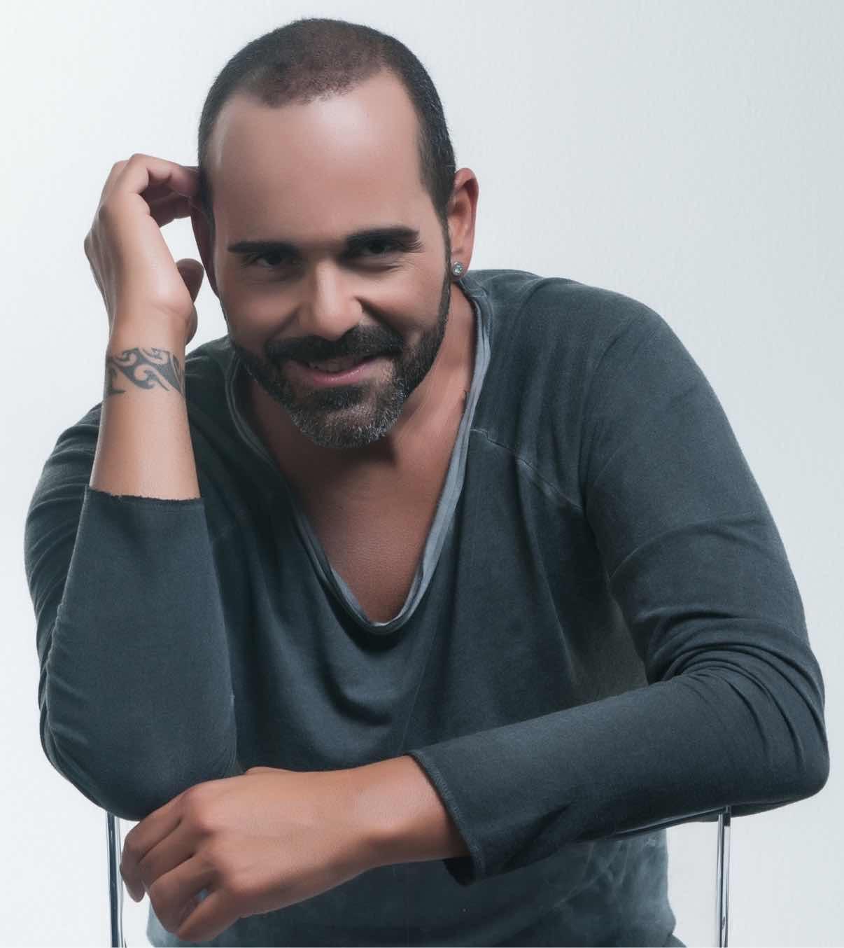 Gerson Galván celebra en el Auditorio Alfredo Kraus sus 30 años sobre los escenarios