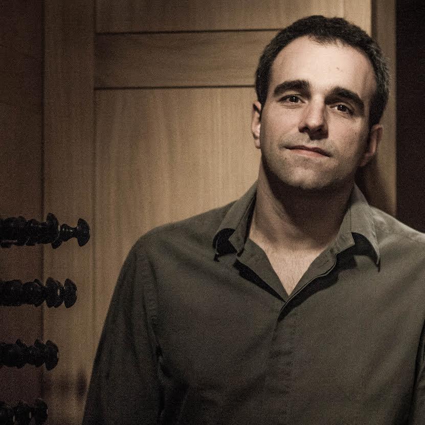 La Real Academia Canaria de Bellas Artes ofrece dos conciertos del organista Juan de la Rubia