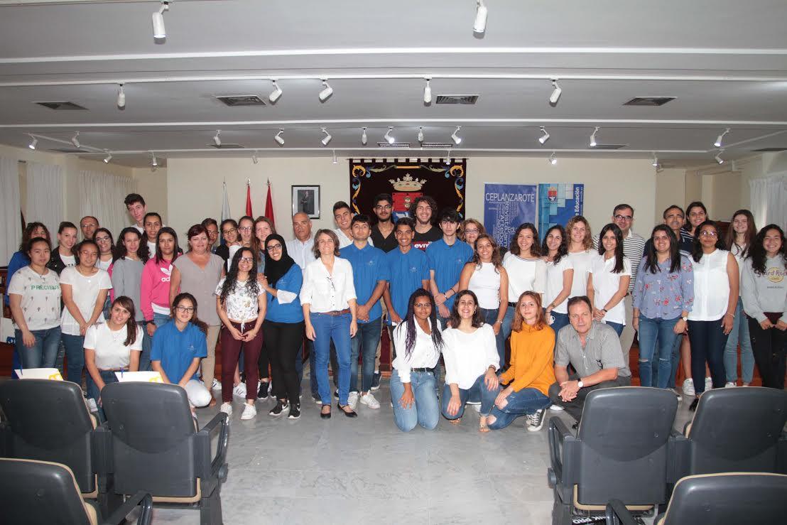 El IES Tinajo, ganador del III Debate Escolar organizado por el CEP
