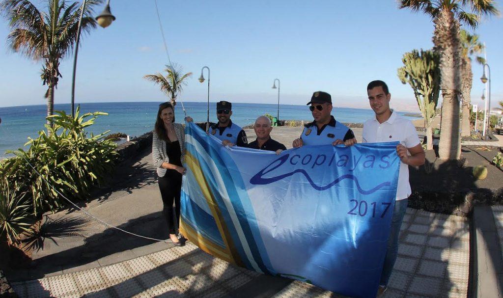 Playa Grande lidera el ranking de las playas mejor valoradas por los visitantes de Lanzarote