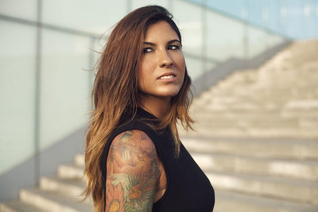 """NURIA SCARP: """"Pido a los organizadores de festivales, clubs, agencias que miren más a la mujer como artista que como mujer imagen"""""""