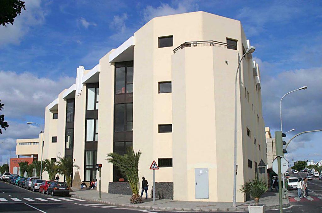 El Cabildo de Lanzarote mejorará la eficiencia energética y lumínica del Conservatorio y la Biblioteca Insular
