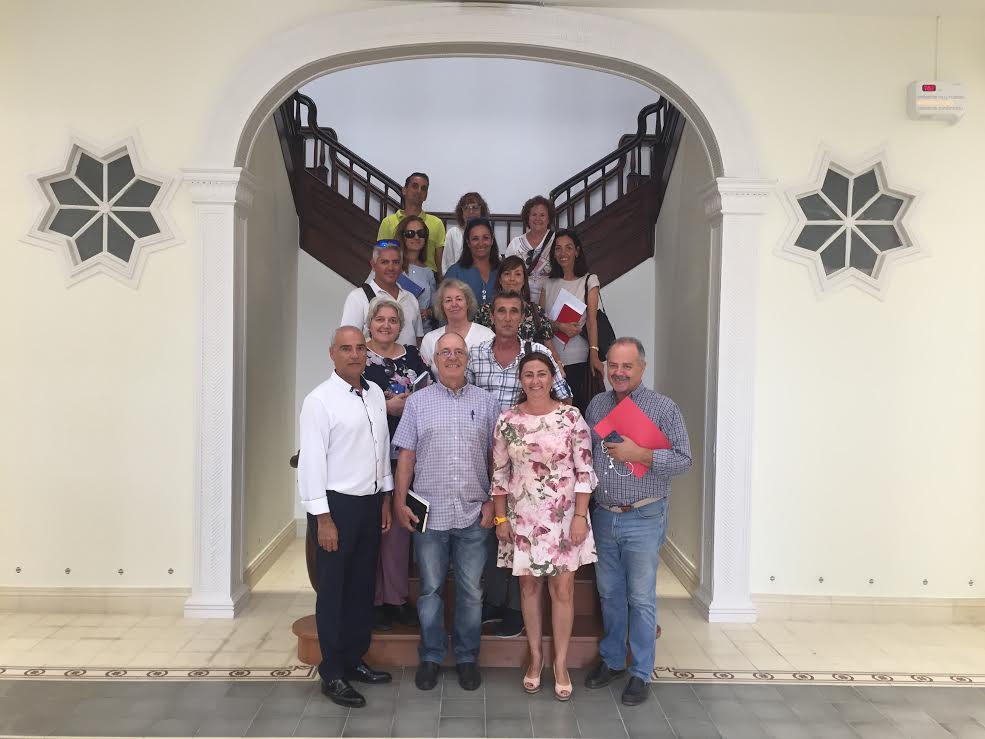 El Ayuntamiento de Arrecife coordina con los Centros educativos del municipio el plan de trabajo para el curso 2017/2018