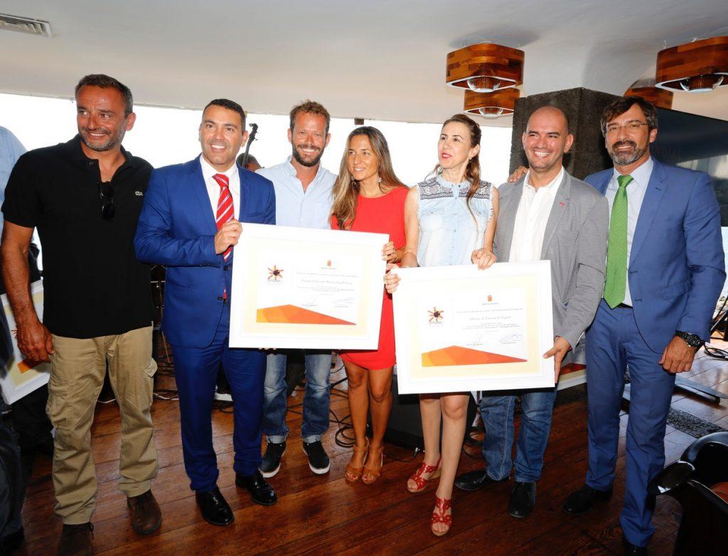 Teguise felicita a sus Distinguidos del Turismo