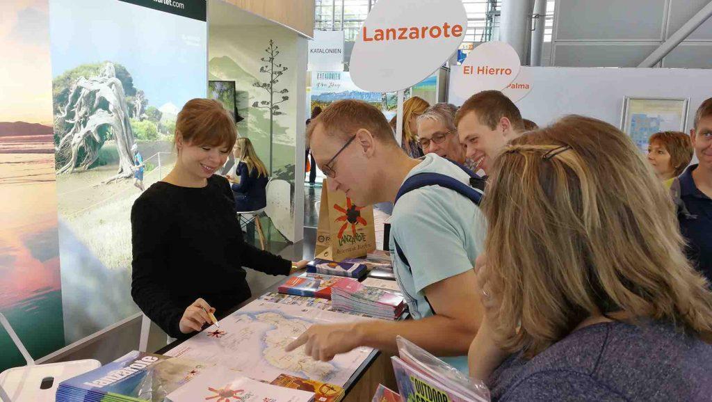 Lanzarote lidera la recuperación del mercado alemán en Canarias, a distancia del resto de islas