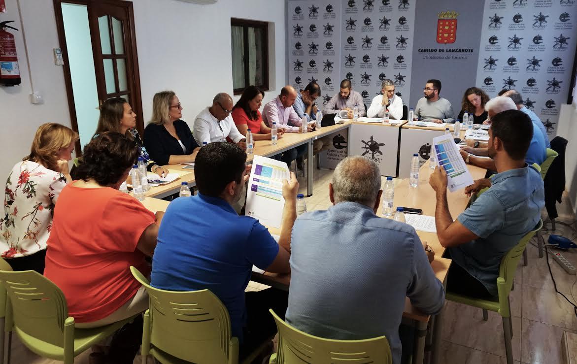 Turismo Lanzarote aprueba un presupuesto de casi 3.400.000 euros para 2018, un 8,29% más que en 2017