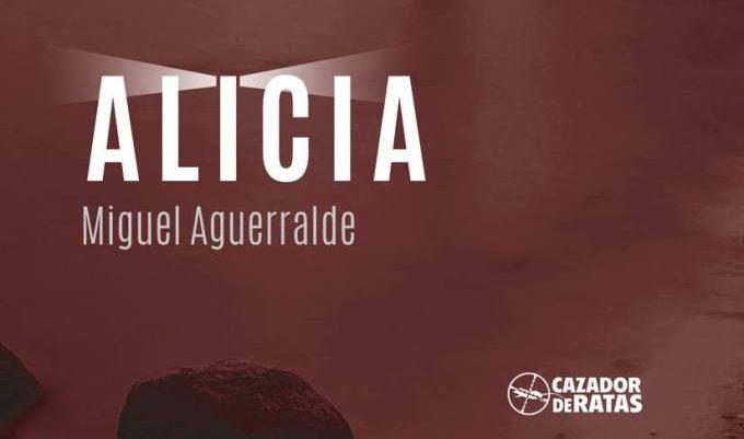 """Miguel Aguerralde presenta su novela """"Alicia"""" en la librería Canaima de Gran Canaria"""