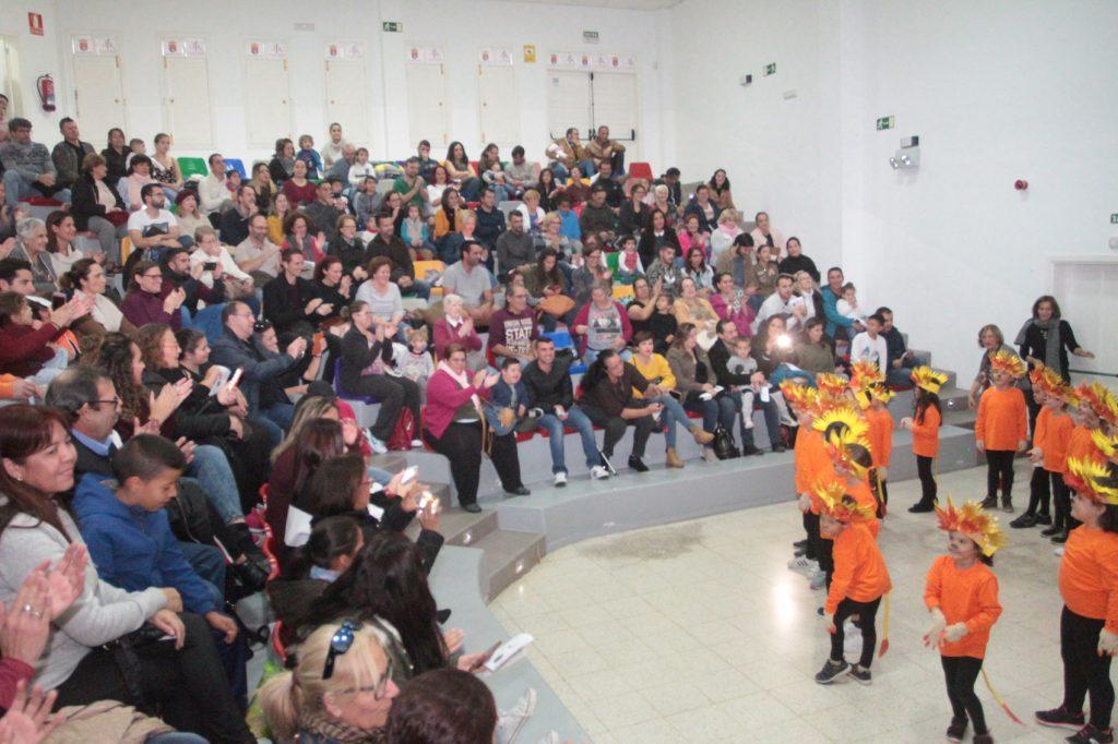 'El Carnaval de Animales' llega al CEIP Capellanía del Yágabo de Arrecife