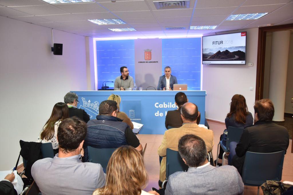 Lanzarote se posiciona como un destino cada vez más cualificado, en un año donde se estabilizará la afluencia turística
