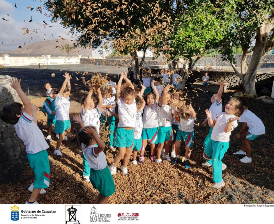 Maratón de microcharlas sobre Teguise para celebrar el 25 aniversario del CEIP César Manrique