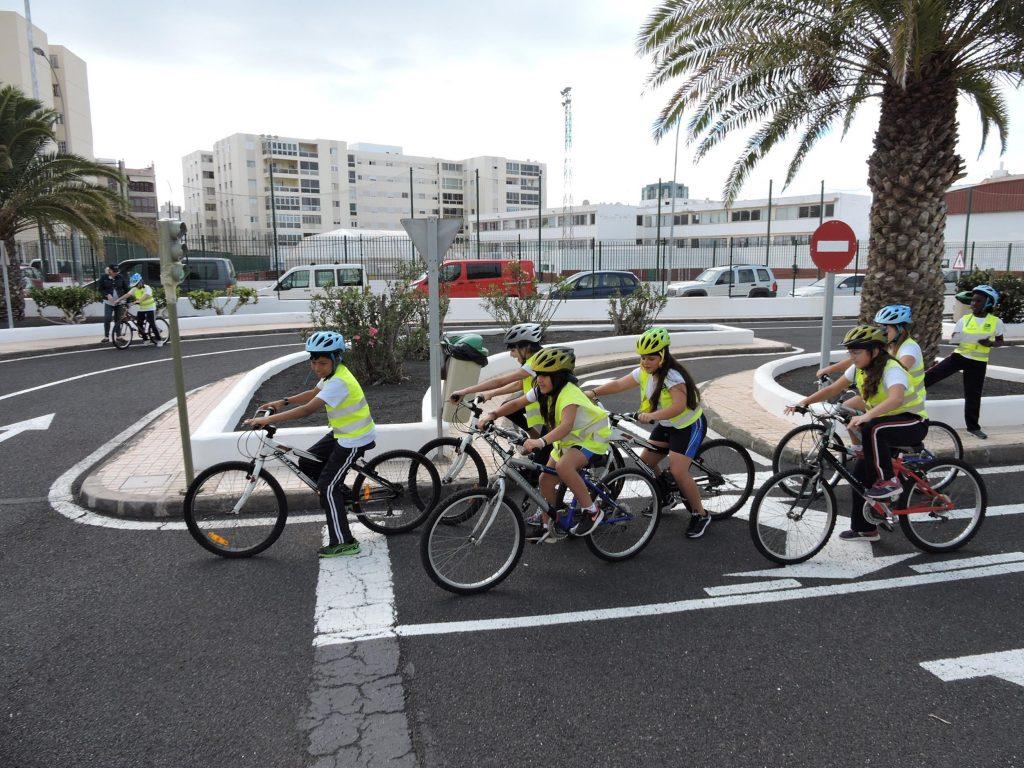 El Cabildo de Lanzarote celebrará el sábado 21 de abril una 'Ruta urbana en bici' por Argana Alta con motivo del Día Mundial de la Bicicleta