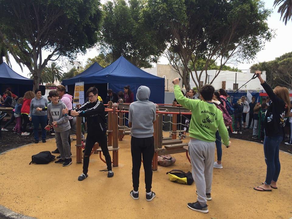 Más de 400 personas asistieron a las II Jornadas de Participación Ciudadana 'EducHaría'