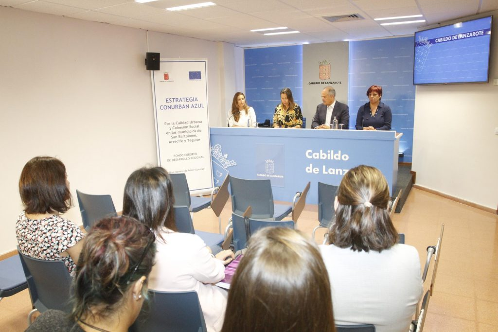 La Consejería de Bienestar Social del Cabildo de Lanzarote pone a disposición de los Institutos de Enseñanza Secundaria un Servicio de Apoyo Técnico para prevenir el absentismo y la violencia escolar