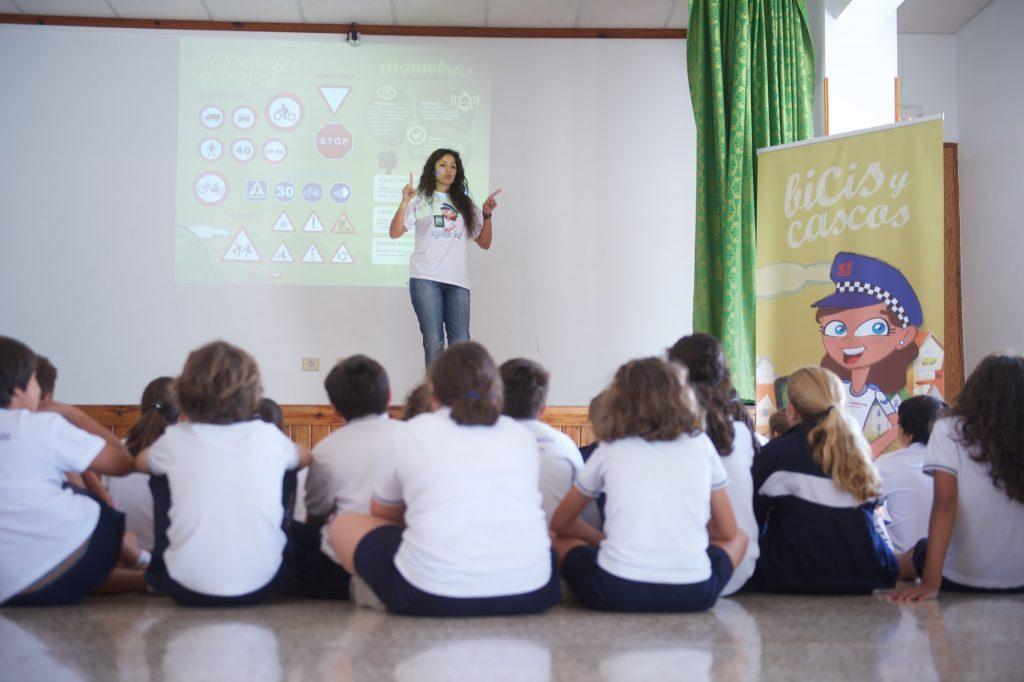 2500 escolares participarán en los talleres educativos de Seguridad Vial organizados por el Cabildo de Lanzarote y la Fundación Mapfre Guanarteme
